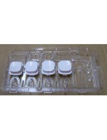 Button set ARCELIK 2867700400