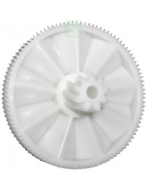 Toothed wheel gear reducer...