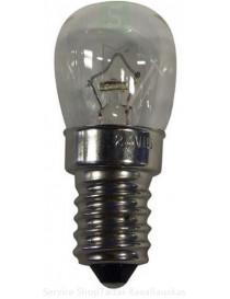 Oven light 25W 24V E14 22x48mm