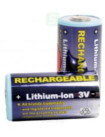Battery 3V 500mAh CR123A