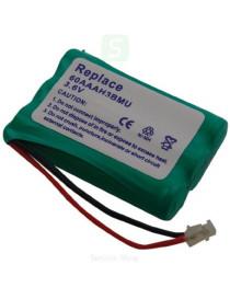 Battery 3.6V 600mAh CPAA36043