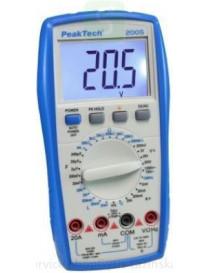 Multimeter PeakTech® 2005...