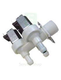 El. valve triple angled...