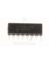 IC MCP3008-I / P 10BIT ADC,...