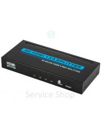 HDMI splitter 1 input - 4...