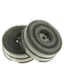 Activated carbon filter...