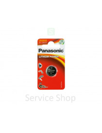 Battery 3V 220mAh PANASONIC...