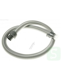 The vacuum cleaner hose is...