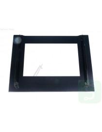 Oven door glass AEG 3874970068