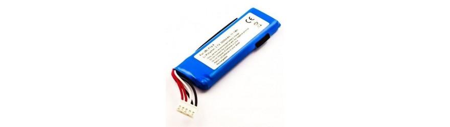 Batteries for various techniques