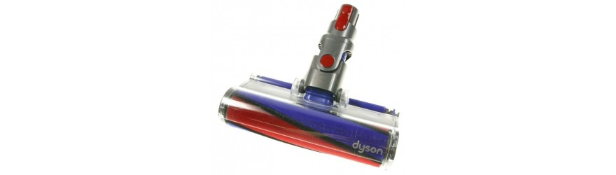 Vacuum cleaner nozzles